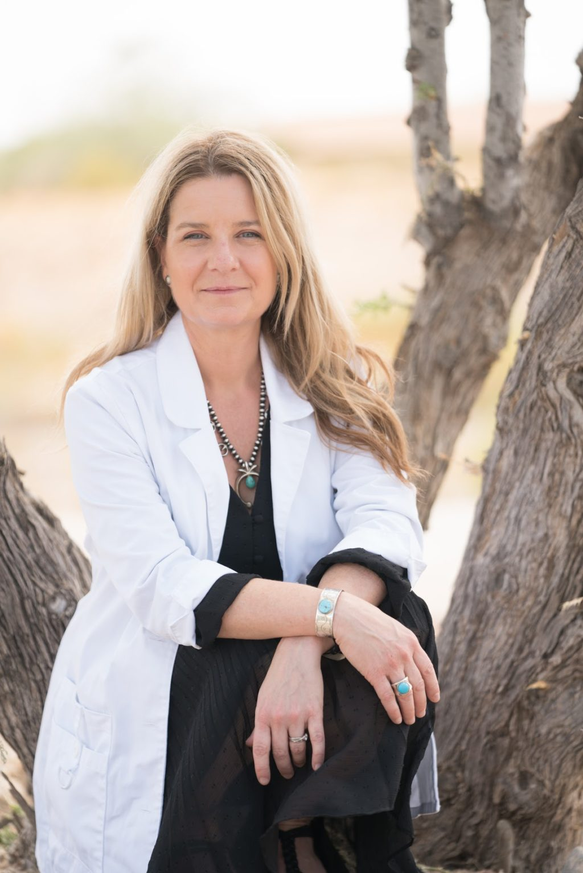 Dr. Candace Jordan licensed acupuncturist